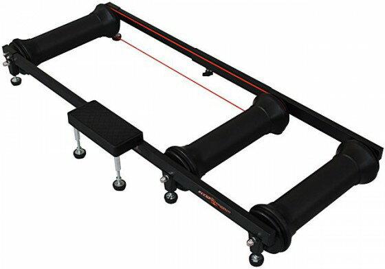 【意生】原價2680元 BCCN培林式滾筒式 黑色 訓練台 滾筒練習台 附送兩條傳送帶 自行車騎行台