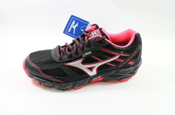 MIZUNO 美津濃 女款慢跑鞋WAVE KIEN 3 G-TX (W) GORE-TEX J1GK165903 [陽光樂活]