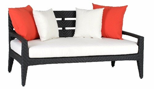 PANAMERA 帕納米 雙人沙發 戶外家具【7OCEANS七海休閒傢俱】EXPRESSO 黑褐色 0