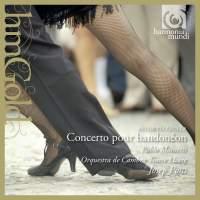 harmonia mundi 麥內帝(Pablo Mainetti)&龐斯(Josep Pons)/皮亞佐拉:手風琴協奏曲(Piazzólla: Concerto for Bandoneon)【1CD】