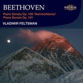 NIMBUS 費爾茲曼(Vladimir Feltsman)/貝多芬:鋼琴奏鳴曲第28號、29號「漢馬克拉維」[Beethoven: Piano Sonata Op.106 & Op.101]【1CD】
