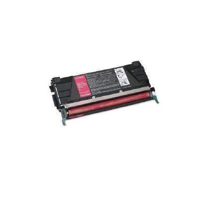 ACM  LEXMARK  C5220MS 紅色環保碳粉匣 / 支