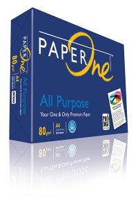 PAPER-ONE A4影印紙 80磅 / 包