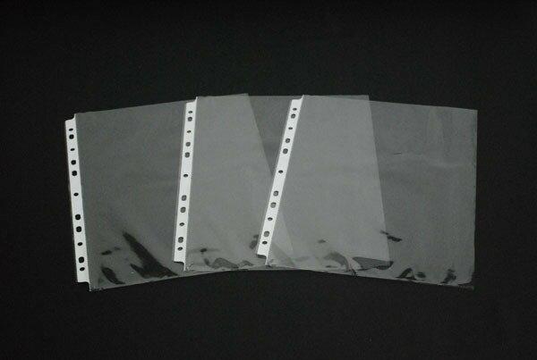鼎盛 303-A4-11孔PP真珠條內頁-20張/包