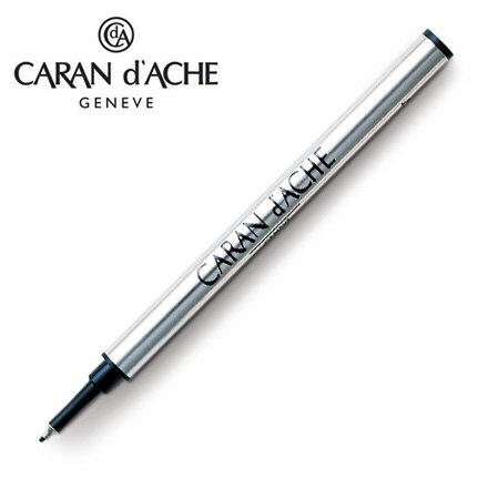 CARAN d'ACHE 瑞士卡達 Fibre Tip 鋼珠筆蕊. 藍 M / 支