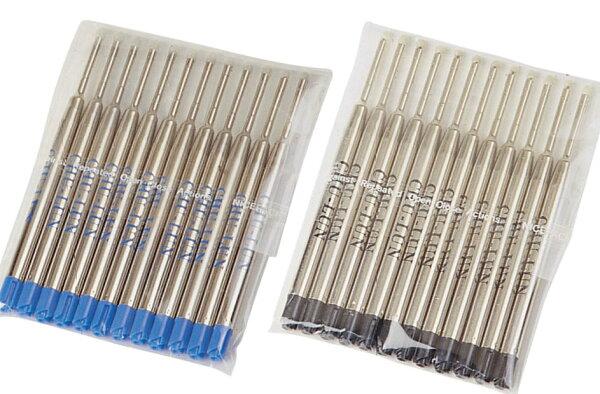 【巨倫】A-3006B 替換PK原子筆筆蕊(藍)