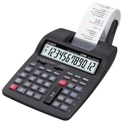 【破盤價】CASIO 卡西歐 HR-100TM 列印式計算機 (附贈紙捲5捲) / 台