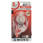 『TOMBOW』CT-YX5  5mm橫式修正帶  / 個