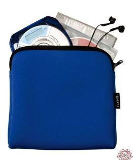 【雙鶖FLYING】E5704 多功能防震保護袋(M)--可放CD隨身聽、耳機、DVD