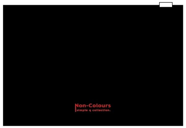 【美加美】文具紙品-N-C A5拉鍊袋-黑AG2053/個