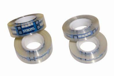 【自強文具】PP-212超透明膠帶
