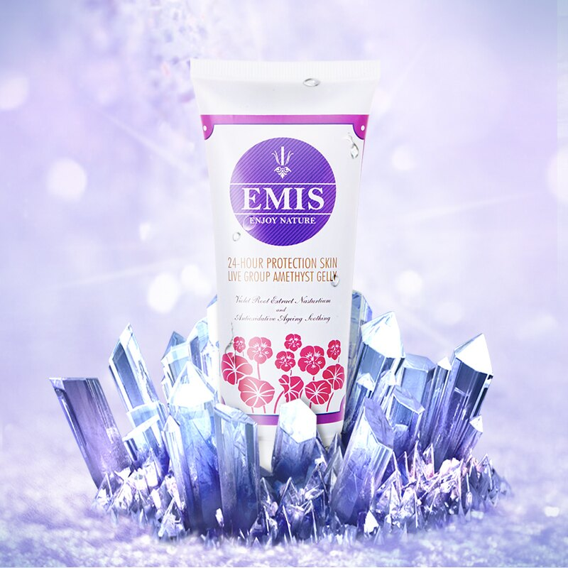 EMIS 活基紫晶凍膜  啟動肌膚,敷出亮麗晶采肌 0