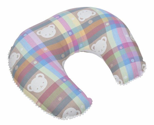 Baby City娃娃城 - 四層紗機能型哺乳枕 0