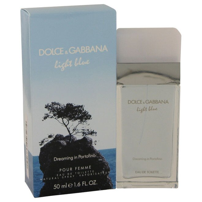 Light Blue Dreaming in Portofino eau de toilette 50 ml – Dolce & Gabbana 0