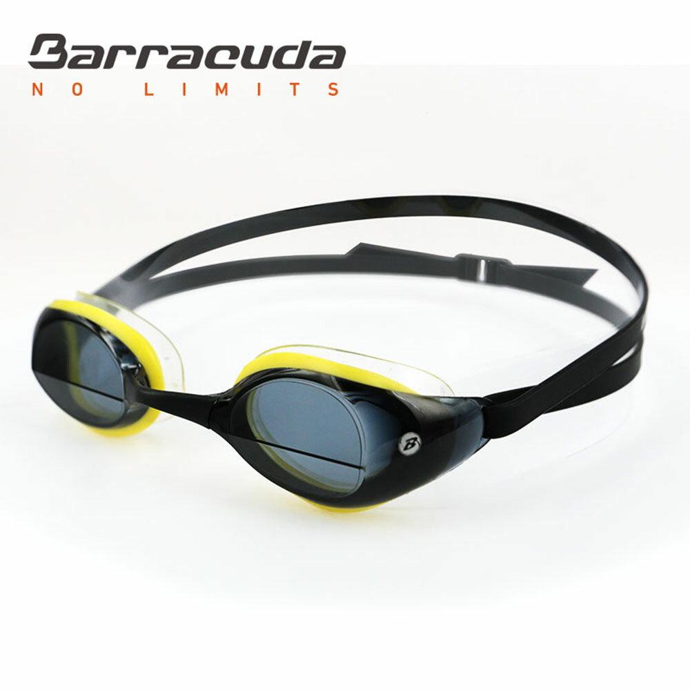 美國巴洛酷達Barracuda成人競技抗UV防霧泳鏡-BOLT#90255 3