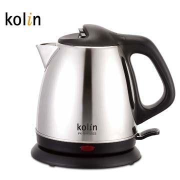 《省您錢購物網》 福利品~歌林kolin 1.5L高級304不鏽鋼快煮壺 (PK-MN1502S)
