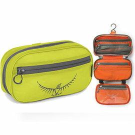 【鄉野情戶外用品店】 Osprey |美國|  ZIP ORGANIZER 打理包/盥洗包 旅行包-黃/UZO