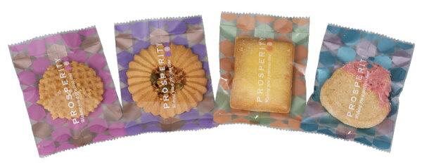 【零售量】KOP袋.小/六角格紋/100個