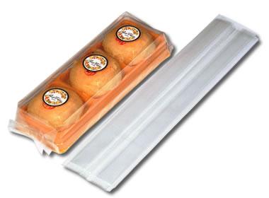 [KOP袋]綠豆凸3入/蛋黃酥4入專用/100個