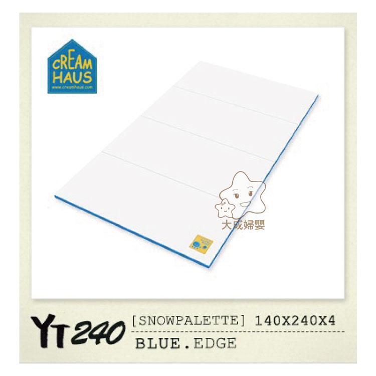 【大成婦嬰】RETRO 冰雪(YT240)地墊系列-140x240X4cm 2
