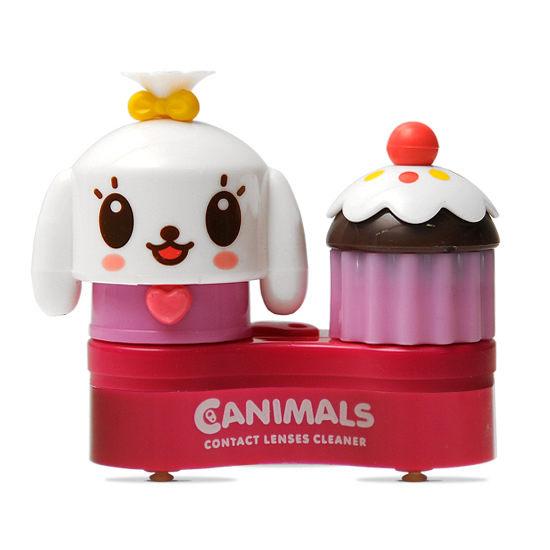 韓國canimals高頻率電動隱形眼鏡清洗機 隱形眼鏡