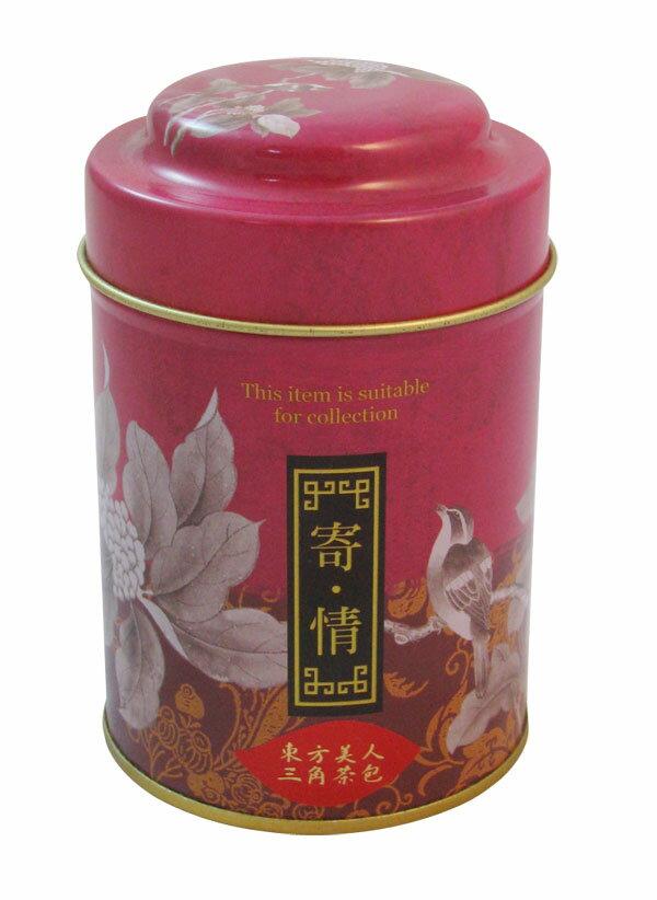 東方美人茶三角茶包~12袋罐裝