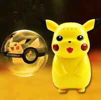 Pokemon:精靈寶可夢到寶可夢動漫卡通皮卡丘行動電源pokemon Go 抓精靈必備行動電源10000Ah