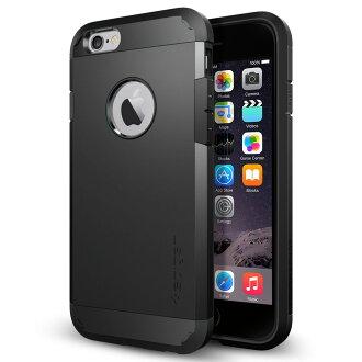 Promo Gadget dan Aksesoris Rakuten - [iphone 6] spigen original tough armor black