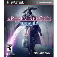 PS3 太空戰士14 新生艾奧傑亞 英文美版 Final Fantasy XIV