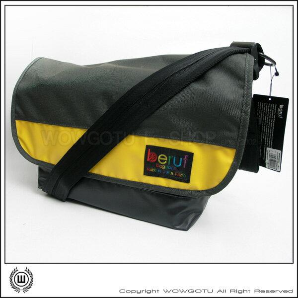 【 BERUF 】Messenger Bag -13M(03) - 專業級郵差包 好評發售中(深灰)