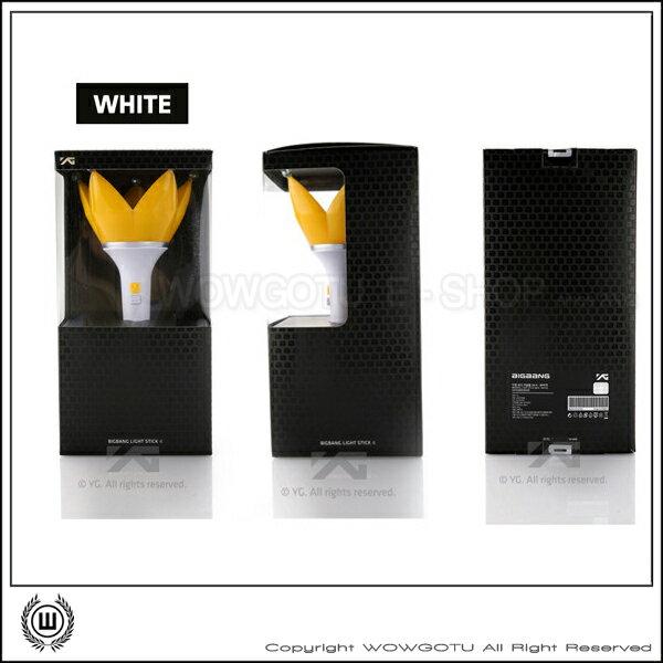 BIGBANG 第四代 皇冠手燈 - 韓國進口真品 - 白色