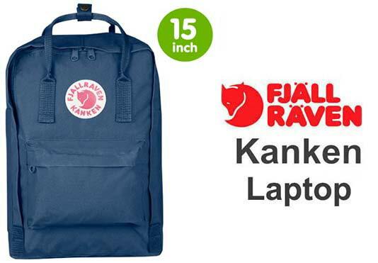 瑞典 FJALLRAVEN KANKEN  laptop 15inch 540 Royal Blue 皇家藍 小狐狸包 0