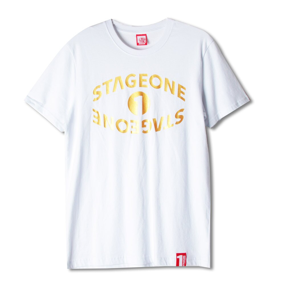 STAGEONE EYES-ONE TEE 黑色/白色 兩色 5