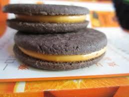 有樂町進口食品 日本明治Rich香橙餅乾 (96g)  J65 4902777224954 1