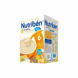 『121婦嬰用品』貝康8種穀類強鈣奶麥精 0