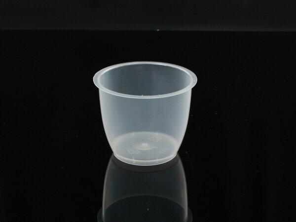 布丁杯、PP杯 BS30 半透明(含透明蓋)20pcs