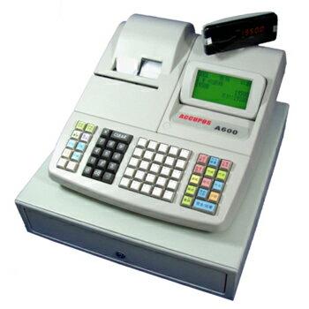 錢隆 ACCUPOS A-600 二聯式全中文收銀機 - 限時優惠好康折扣