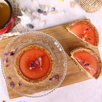 大馬士革玫瑰塔 Rose tarts(4入)#伴手禮#聚餐甜點#彌月首選#團購美食#辦公室團購 3