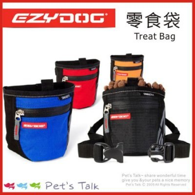 澳洲EZYDOG~Treat Bag 零食袋 Pet  ^#27 s Talk