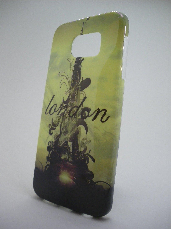 Funda Carcasa Cover Samsung Galaxy S6 Dibujo 1