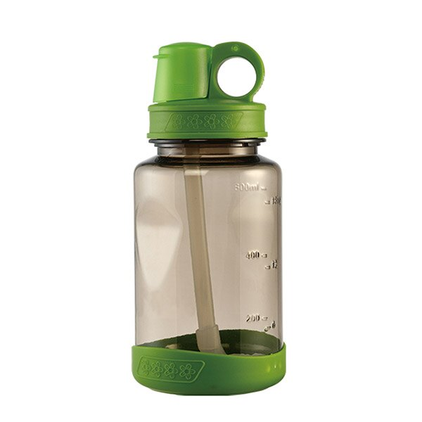 妙管家 易開吸嘴太空瓶/運動水壺/水瓶600ml HKT-0600CYL - 限時優惠好康折扣