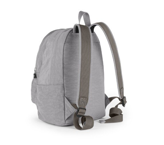 OUTLET代購【KIPLING】時尚經典Seoul旅行袋 斜揹包 肩揹包 後揹包 灰色 1