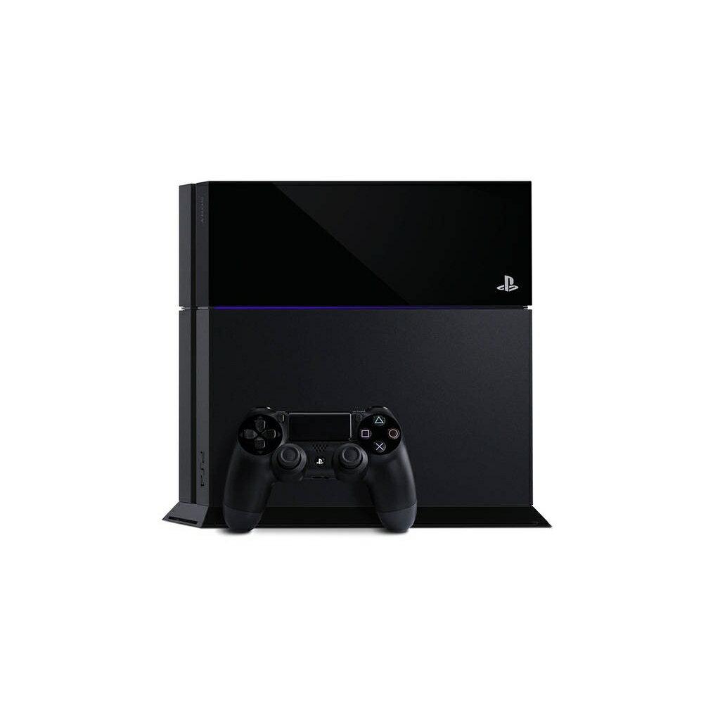 Sony PlayStation 4  500 GB Jet Black Console 5