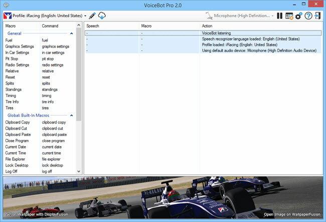 使用語音操控電腦軟體 - VoiceBot Pro 單機 / 家用版