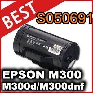 EPSON S050691環保碳粉匣(高容量)黑色一支 適用:M300d/M300dn/M300dnf