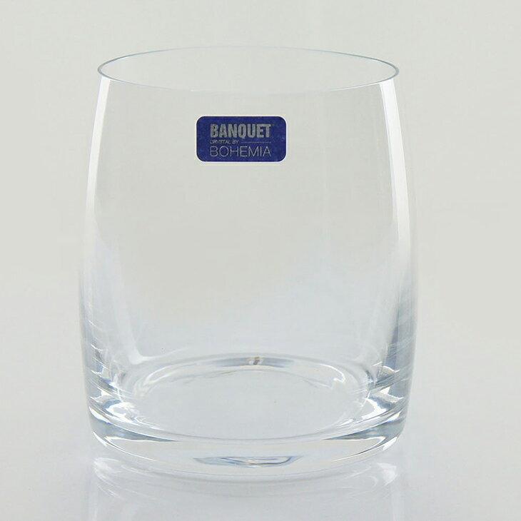 【曉風】水晶威士忌杯6入裝*《Banquet Crystal 歐洲水晶威士忌杯 280ml 》 2