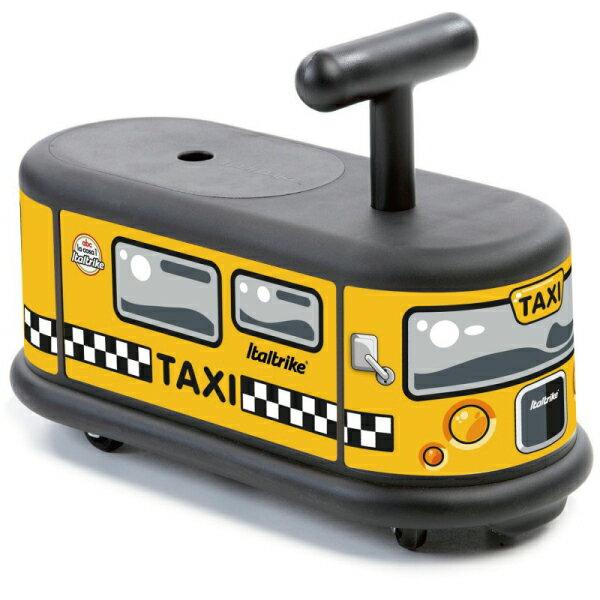 義大利【 ITALTRIKE】 LA COSA 兒童滑行車-計程車 0