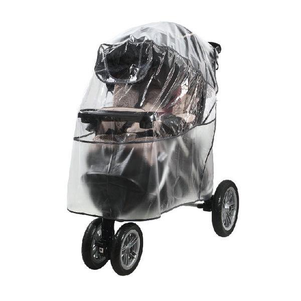 台灣【ViVibaby 】嬰兒車防雨罩 (XL)-特大型 - 限時優惠好康折扣