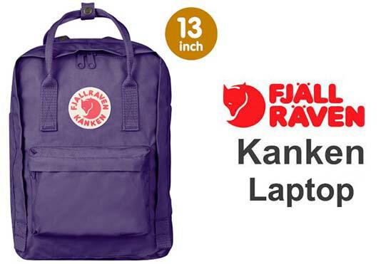 瑞典 FJALLRAVEN KANKEN laptop 13inch 580 Purple 深紫 小狐狸包