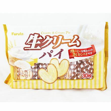 [敵富朗超市]Furuta古田生奶油派(195g) - 限時優惠好康折扣